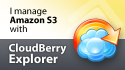 CloudBerry Explorer free